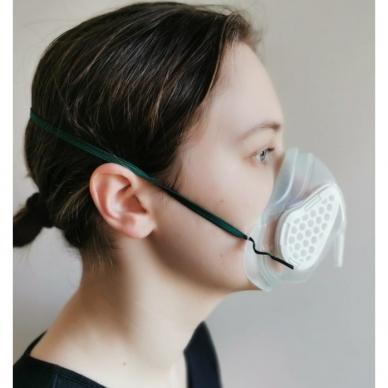 Filta Mask medicininė veido kaukė su filtrais 3