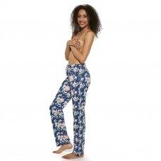 Moteriškos pižaminės kelnės 690/29