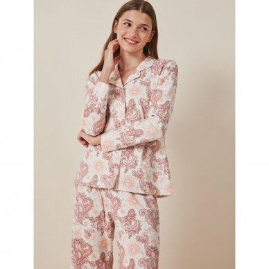 Moteriška pižama 3/1803 2