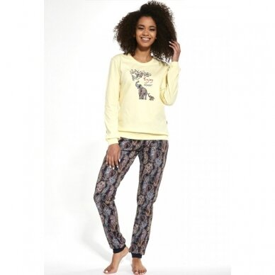 Moteriška pižama Elephants 671/259