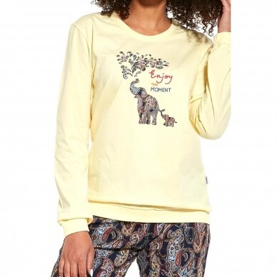 Moteriška pižama Elephants 671/259 4