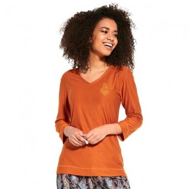 Moteriška pižama Ornament 389/252 2