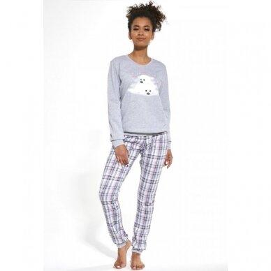 Moteriška pižama Seals 671/260