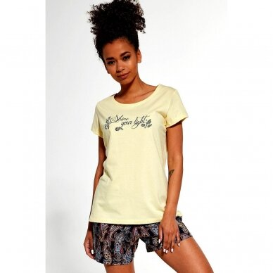 Moteriška pižama Shine 665/245 6