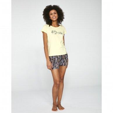 Moteriška pižama Shine 665/245 2