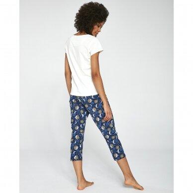 Moteriška 3-ų dalių pižama Moon 388/203 4