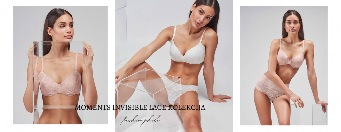 Moments invisible lace 2